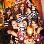 東京・大阪のハロウィンパーティーイベントなどで定番の鉄板の料理とは?