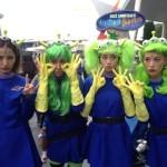 センスを感じる東京大阪ハロウィンパーティー仮装コスプレ画像~その1~
