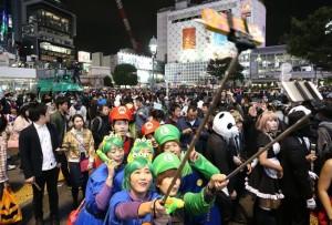 渋谷センター街ハロウィン7