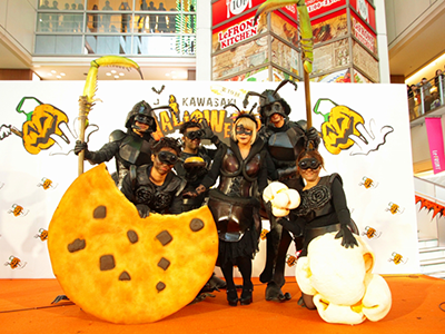 12カワサキハロウィンhttp://lacittadella.co.jp/