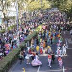 東京・原宿表参道ハローハロウィンパンプキンパレードは日本初の子ども主役のイベント♪楽しみ方と体験談