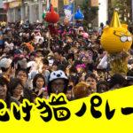東京・神楽坂ハロウィン!化け猫フェスティバル2017