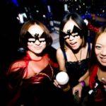 Tokyo black list event of hallowe'en party VIPのハロウィンパーティー【ブラックリスト】