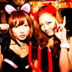 オトコ受け抜群の東京・大阪のハロウィンパーティーイベントコスプレ☆