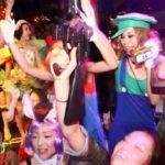 六本木のクラブハロウィンイベント / 息子の体操クラブのハロウィンパーティー / ハロウィン当日の渋谷の様子