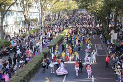 1原宿表参道ハローハロウィンパンプキンパレード