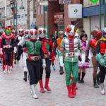 様々なハロウィンの仮装を見るなら川崎ハロウィン!カワサキハロウィン体験談まとめ