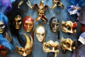 ヴェネツィアの仮面