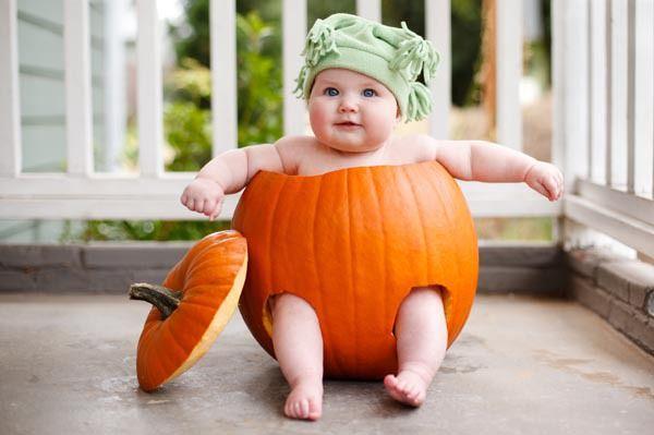赤ちゃん ハロウィン