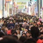 大阪心斎橋筋商店街のハロウィンパーティーはゾンビのフラッシュモブもあり深夜まで盛り上がる!