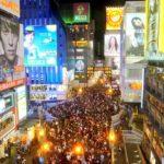 大阪・ひっかけ橋(戎橋)のハロウィンパーティーは道頓堀川ダイブもありもはや大阪名物イベント!